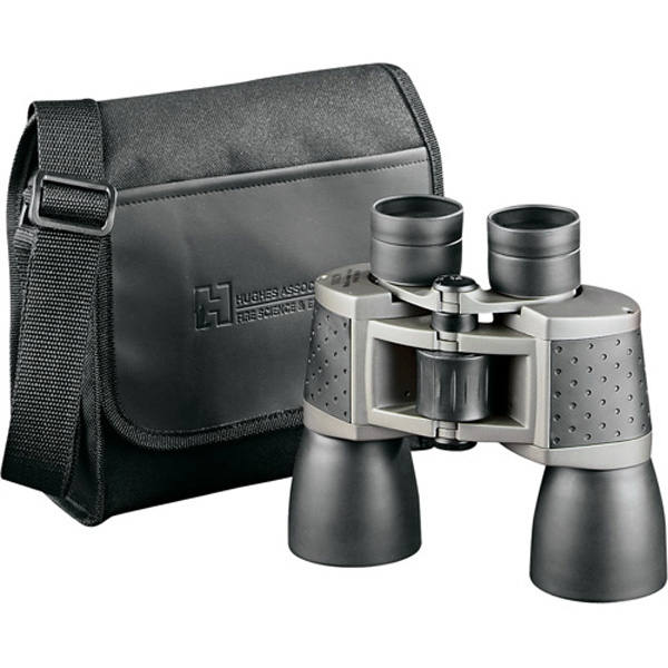 Zippo (r) - Black Abs Plastic 10 X 50mm Binoculars With A 600 Denier Polyester Canvas Case Photo
