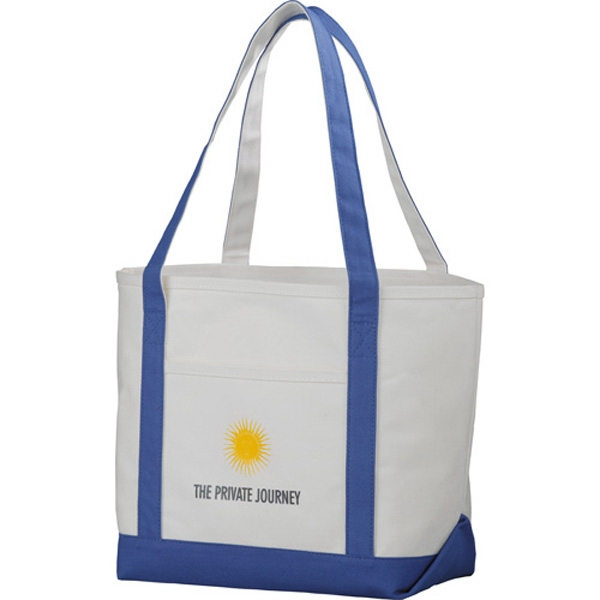 Premium (r) - Premium Heavy Weight Cotton Boat Tote Photo