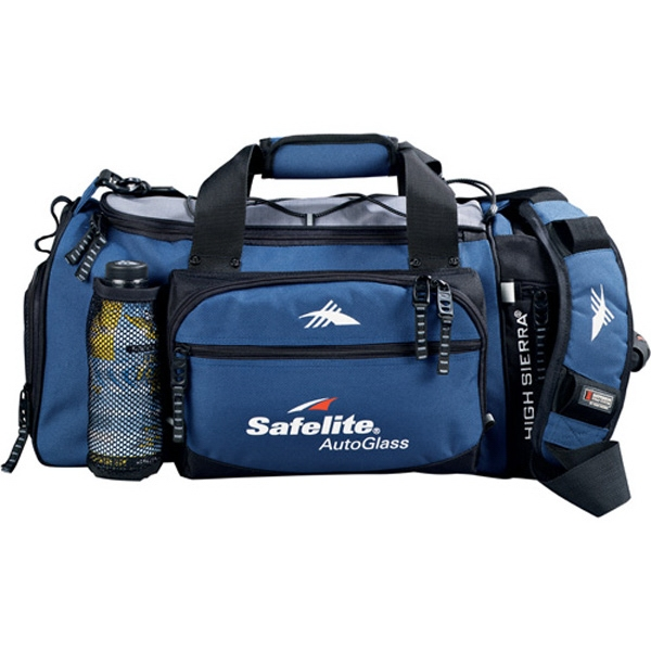 High Sierra (r) - Water Sport Duffel Bag With A Zippered Main Compartment And A Padded Shoulder Strap Photo