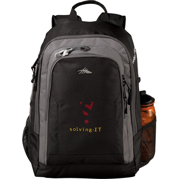 High Sierra (r) Recoil - Daypack Bag Made Of 600d Polycanvas With A Large Front-load Main Compartment Photo