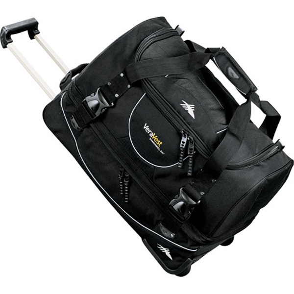 "High Sierra (r) - 22"" Rolling Duffel Bag Made Of Ripstop Polyester Photo"