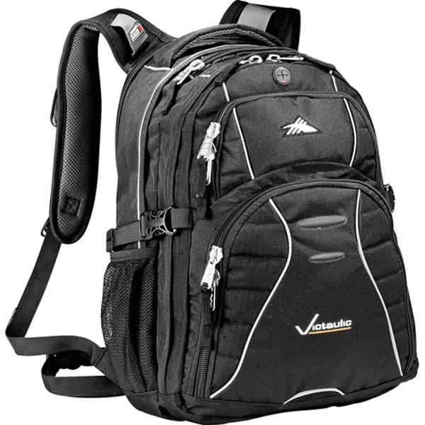 High Sierra (r) Swerve - Computer Backpack Made Of 600d Polycanvas Photo