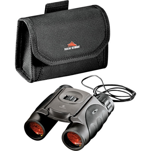 Tahoe High Sierra (r) - Graphite Color, Metal Alloy 10 X 25mm Binoculars With Waterproof Ruby Lenses Photo