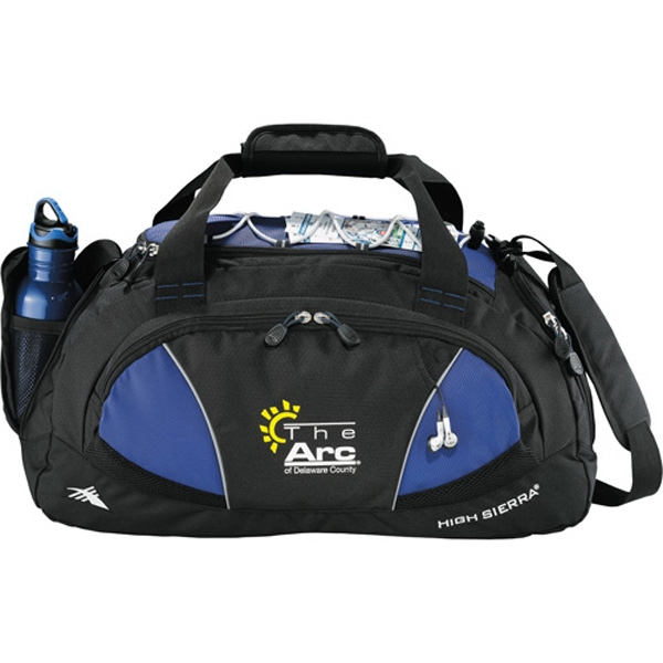 High Sierra (r) - Sport Duffel Bag Made Of 600d Polyester Photo