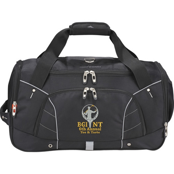 High Sierra (r) Elite (r) - Duffel Bag Made Of 840d Polytech Weave Photo
