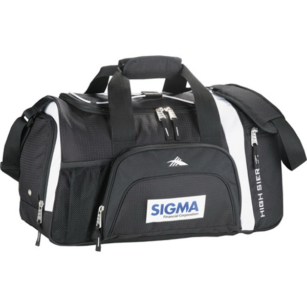 High Sierra (r) Garret - Duffel Bag Made Of 600d Polycanvas Photo