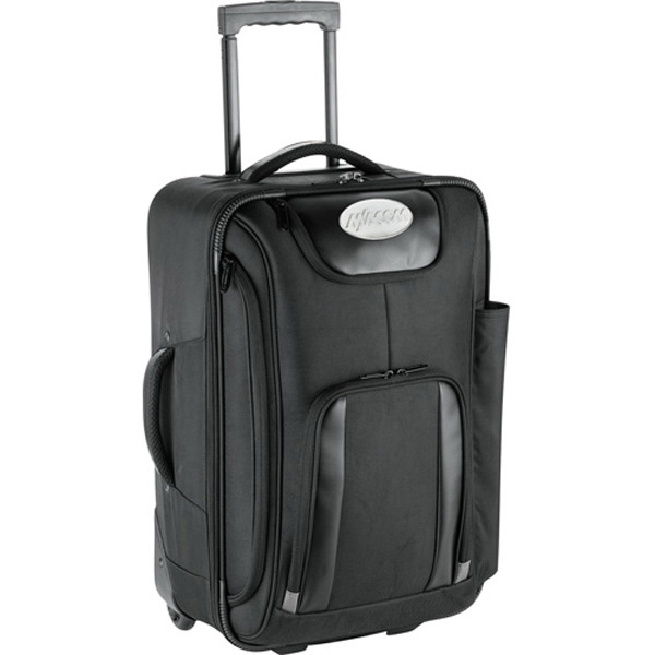 "Portland - Wheeled 21-inch Carry-on With Compu-sleeve. Holds Most 15"" Laptops Photo"