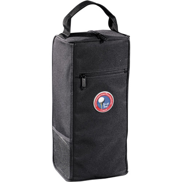 Northwest - Black Shoe Bag With Top Grab Handle, Made Of 600 Denier Polycanvas Photo