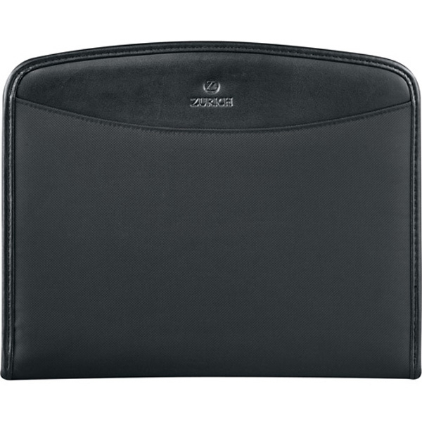 "Navigator (tm) - Pad Folio With Front Pocket, Includes 8.5"" X 11"" Writing Pad Photo"
