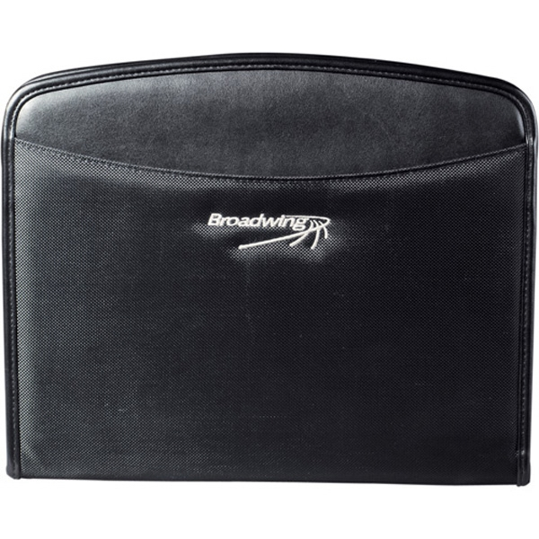 Navigator (tm) - Padfolio With Zippered Closure, Interior Organizer, Writing Pad Included Photo