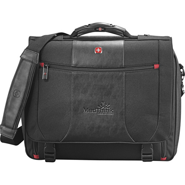 Wenger (r) Transit - Computer Messenger Bag Made Of 1200d Polyester And 1680d Polyester Photo