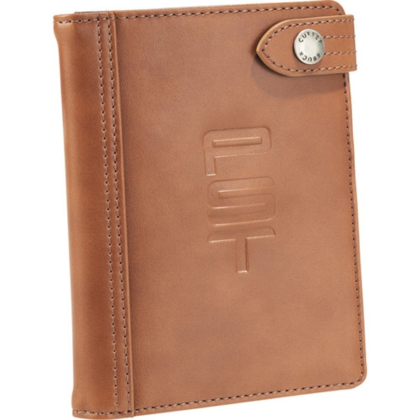 Cutter & Buck (r) - Passport Wallet With Button Closure Photo