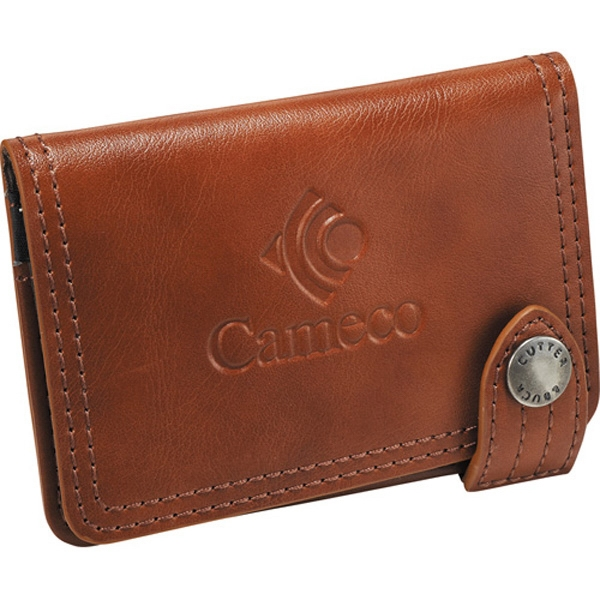 Cutter & Buck (r) - Card Holder Made Of Leather Photo
