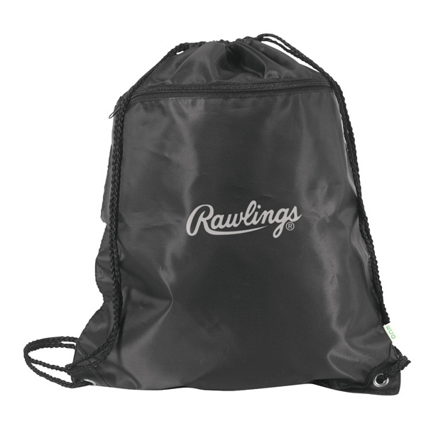 Eco-friendly Recycled Drawstring Tote Bag Photo
