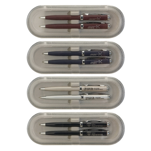 Deluxe Case w/Cinergy Pen & Pencil Set