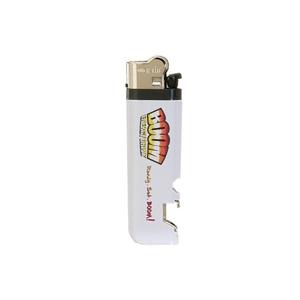 Standard Bottle Opener Lighter w/ 4 Color Process