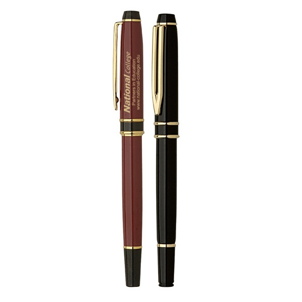 The Amcore Traditional Rollerball Pen