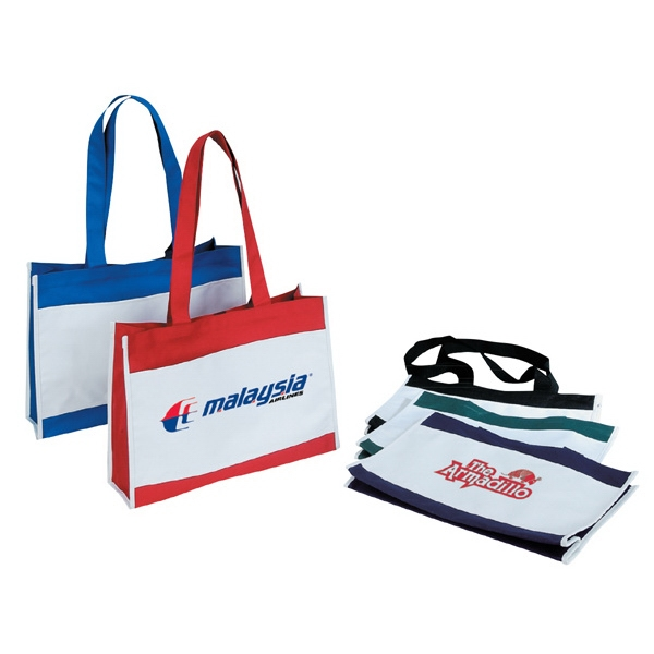 600 Denier Polyester Tote Bag With Velcro