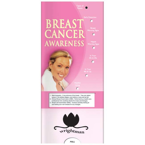 Pocket Slider - Breast Cancer Interactive Slide Chart Photo