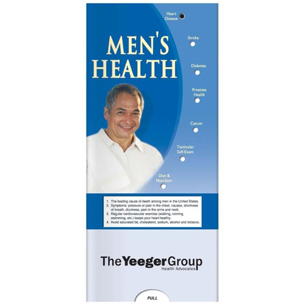 Pocket Slider - Men's Health Interactive Slide Chart Photo