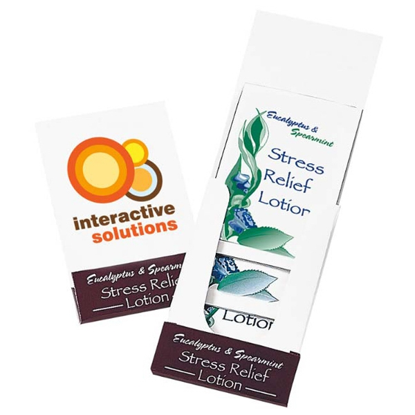 Invigorate Lotion Pocket Pack
