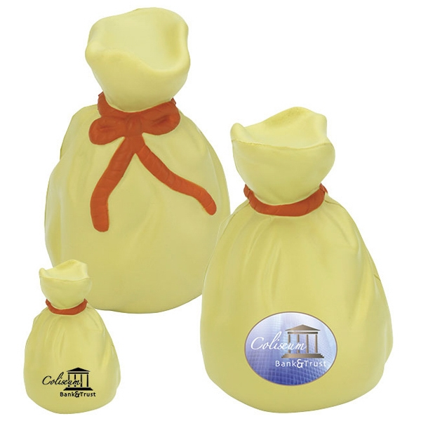 Moneybags Stress Ball