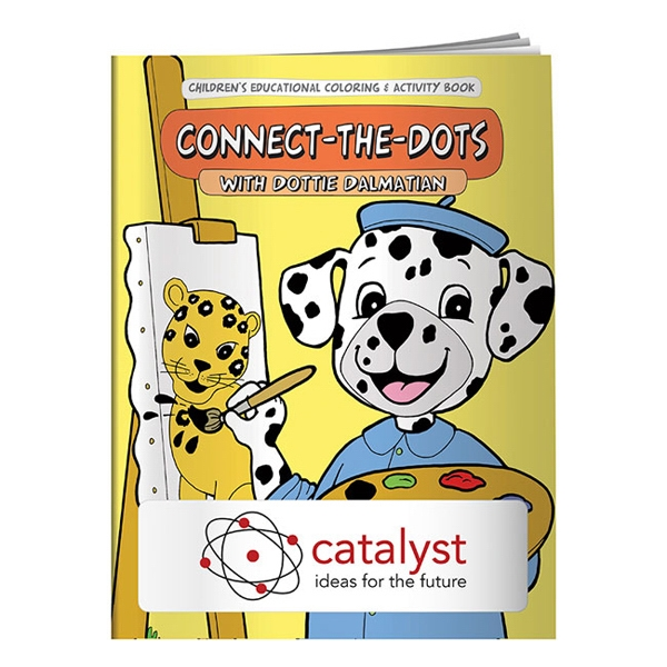 Connect The Dots Coloring Book Photo