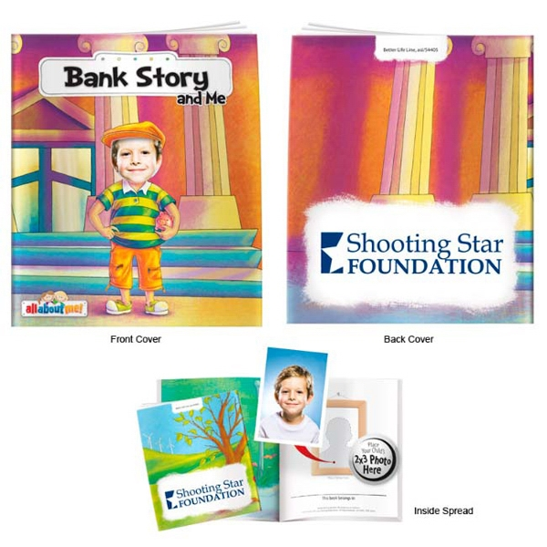 Bank Story and Me- It's All About Me Book
