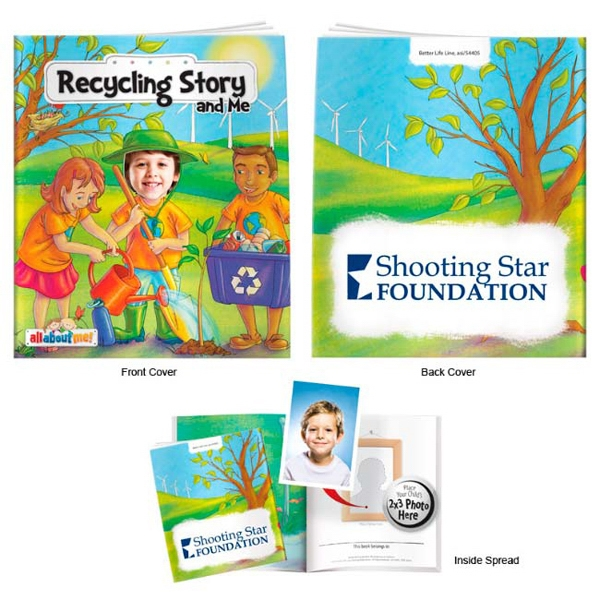 Recycling Story and Me- It's All About Me Book