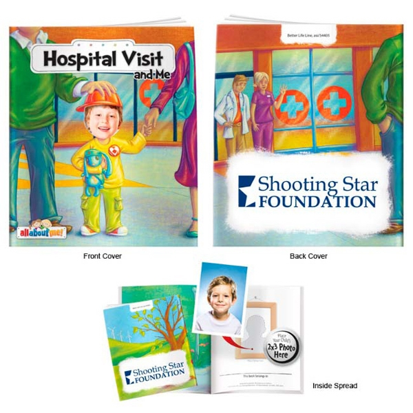 Hospital Visit and Me- It's All About Me Book