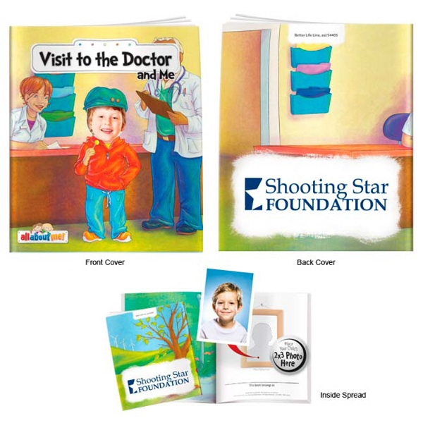 Visit to the Doctor and Me- It's All About Me Book - Book. Visit to the Doctor and Me.