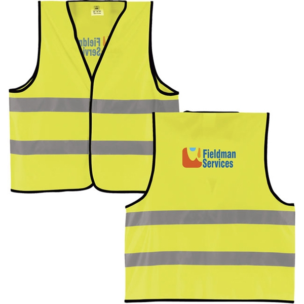 Reflective Safety Vest Photo