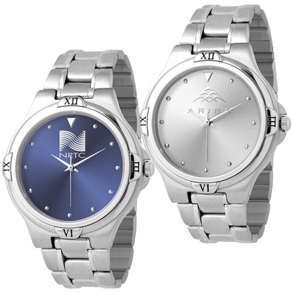 Executive (r) - Mens - Analog Wrist Watch With Sport Design, Scratch-resistant Lens And Water Resistant Photo