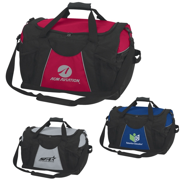 Extreme - Duffel Bag For Sport Use With Zippered Main Compartment Photo