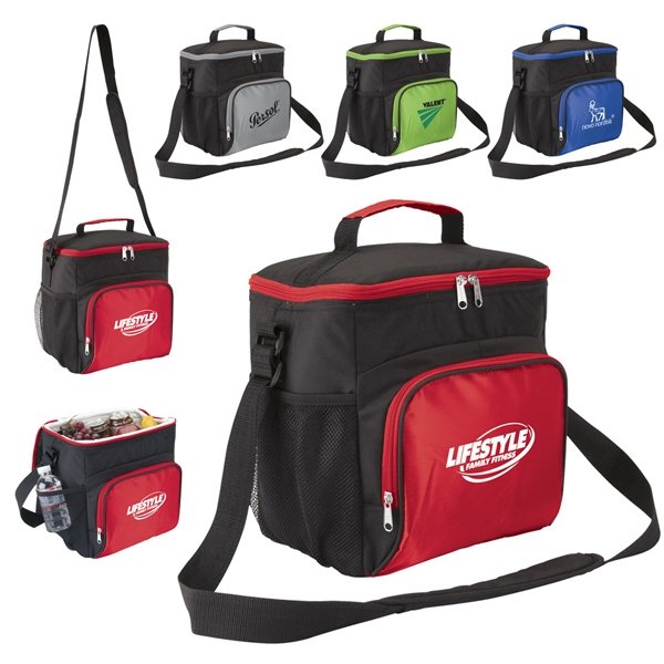 Mighty Mate - Large Capacity Black 600 Denier Rectangular Shaped Cooler Photo
