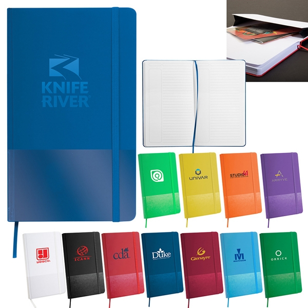 Kingston - Journal Book Has Matte Paper Cover With Shiny Uv Coating Accent Photo