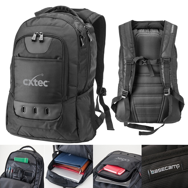 Navigator - Laptop Backpack Has Large Main Compartment, Dual Heavy Zipper And Protected Slot Photo