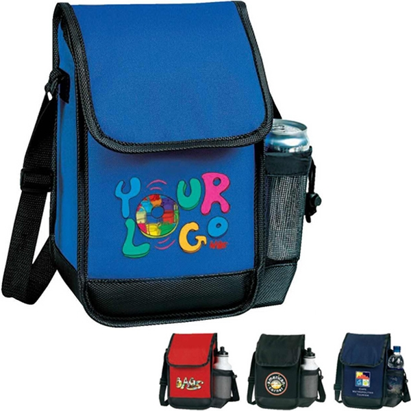 Executive Lunch Bag: Poly 600d. Insulated, Heat Sealed Lining Photo
