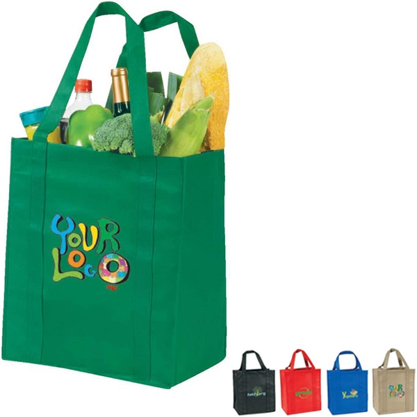 Egreen - Grocery Tote Bag. 90g Non Woven Polypropylene Photo
