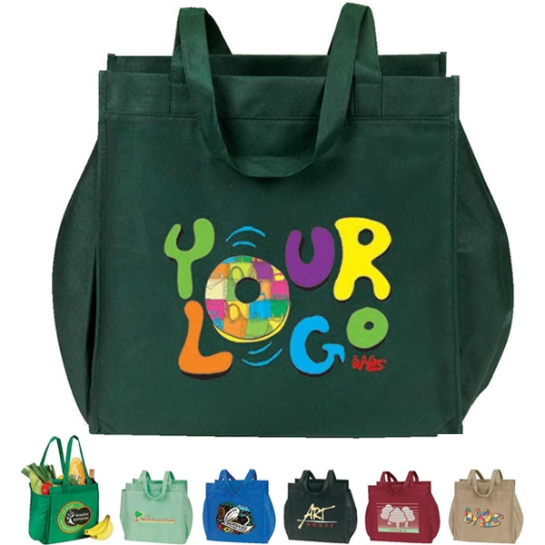 Egreen - All-purpose Tote Bag. 90g Non Woven Polypropylene Photo