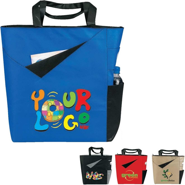 Egreen - Conference Tote Bag. 90g Non-woven Polypropylene Photo