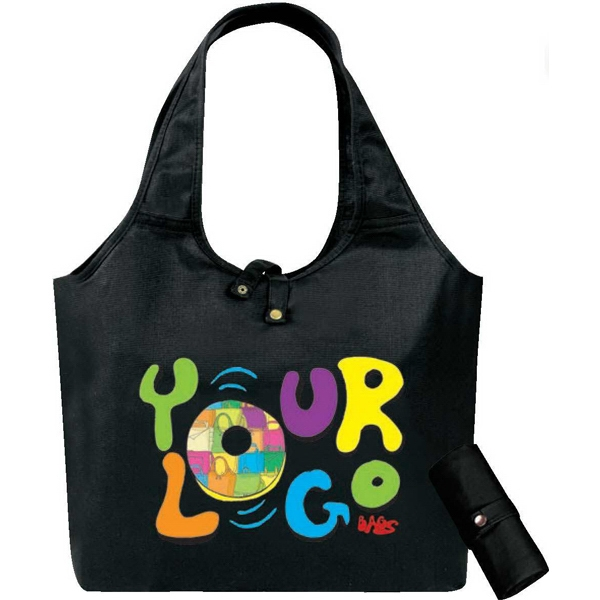 Egreen - Roll Up Tote Ii Bag. 120g Pet: 85 Percent Recycled From Plastic Bottles Photo