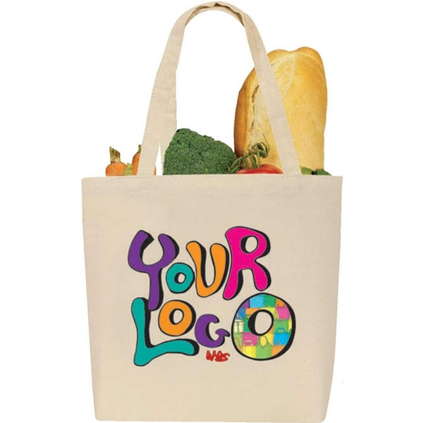 Egreen - Promotional Canvas Tote Ii: 10 Oz 100 Percent Raw Cotton Canvas Photo