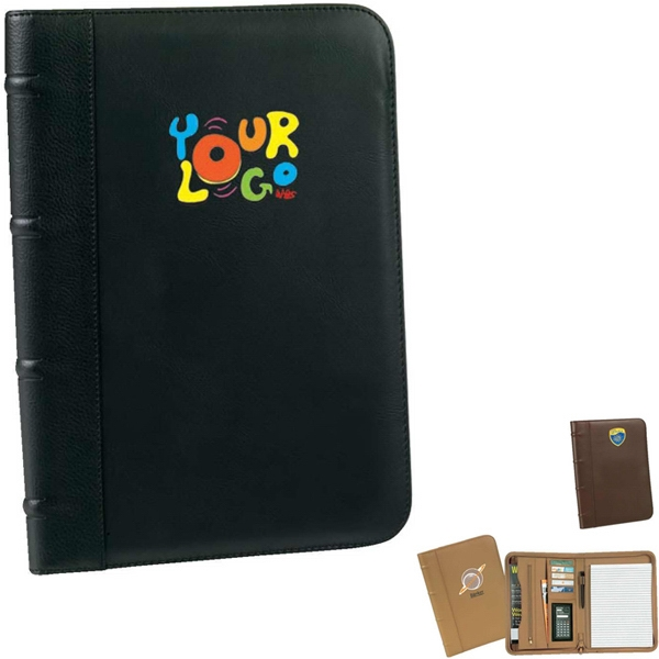 Executive Padfolio. G-9 Soft Leatherette Photo