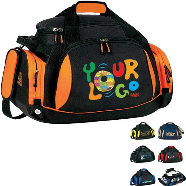 "Convertible Sport Pack/ Bag. Poly 600d. Approximate Size: 22"" X 14"" X 11"" Photo"