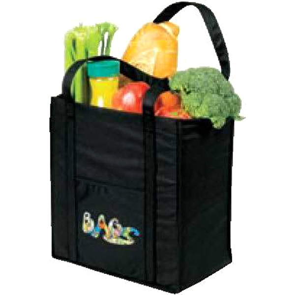 Egreen - Recycled Classic Tote. 120g Pet: 85 Percent Recycled From Plastic Bottles Photo