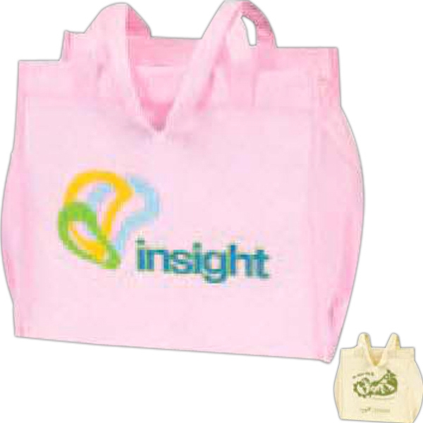 Egreen - All Purpose Tote. 90g Non Woven Polypropylene. Washable. While Supplies Last Photo