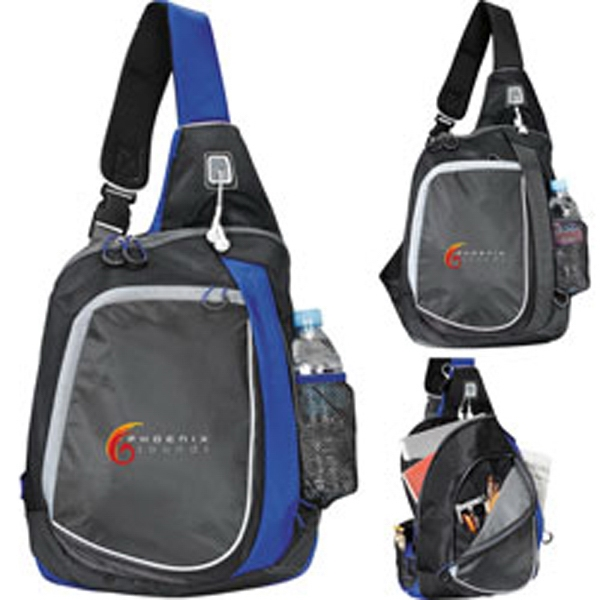 Eclipse (tm) Atchison (r) - Computer Backpack With A Zippered Main Compartment And Zippered Front Pocket Photo
