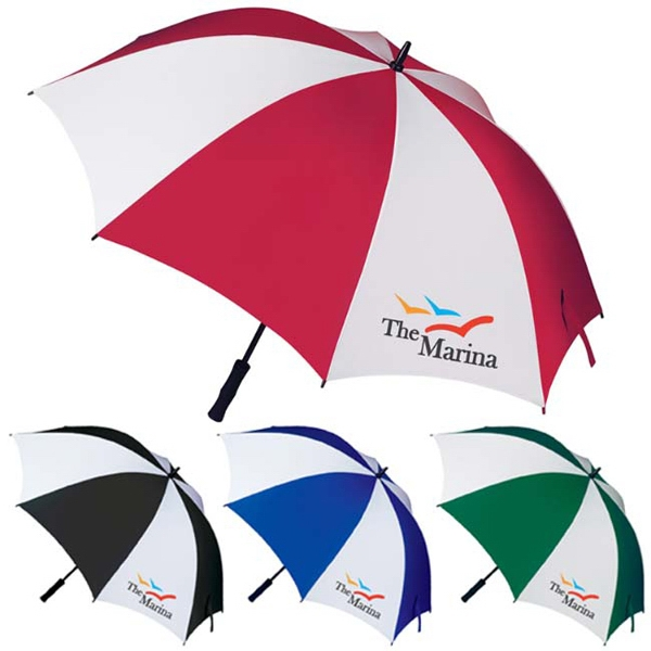 Manual Large Golf Umbrella That Fits Up To Two People Photo