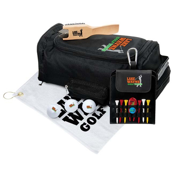 Club House Travel Kit - Nike (R) NDX Heat